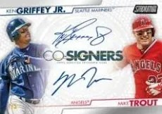 2014 Topps Stadium Club Co-Signers