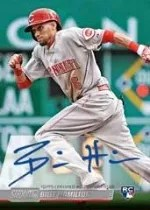 2014 Topps Stadium Club Billy Hamilton