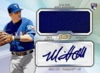 2013 Topps Finest Mike Olt Auto Relic