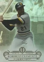 2014 Topps Tribute Roberto Clemente