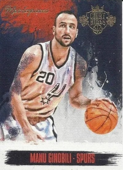 13/14 Panini Court Kings Masterpieces