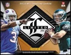 2013 Panini Limited Football Box