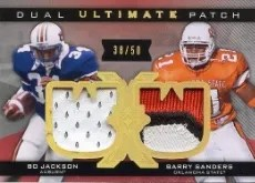 2013 Ultimate Collection Dual Patch