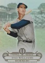 2014 Topps Tribute Ted Williams
