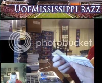 Sports Card Illegal Raffler