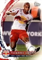 2014 Topps MLS Base Card