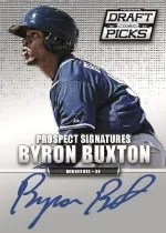 2013 Perennial Draft Byron Buxton