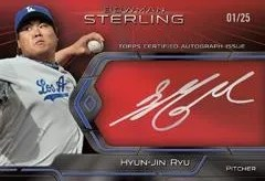 2013 Bowman Sterling Ruby Sapphire