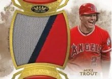 2014 Tier One Mike Trout