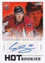 13-14 Rookie Anthology Cameron Schilling