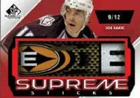 2012-13 Sp Game Used Supreme