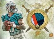 2012 Topps Valor Ryan Tannehill Patch