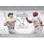 2009 Topps Tribute Baseball Box