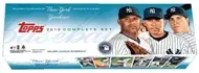 2010 Topps Baseball Factory Set New York Yankees Edition