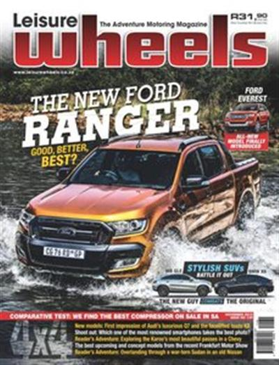 Leisure Wheels – November 2015