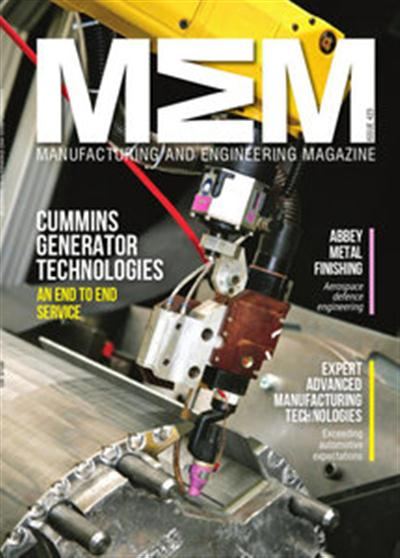 Manufacturing and Engineering Magazine – Issue 423, 2015
