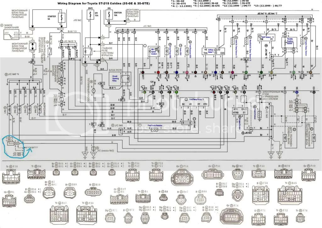allison gen 4 wiring diagrams