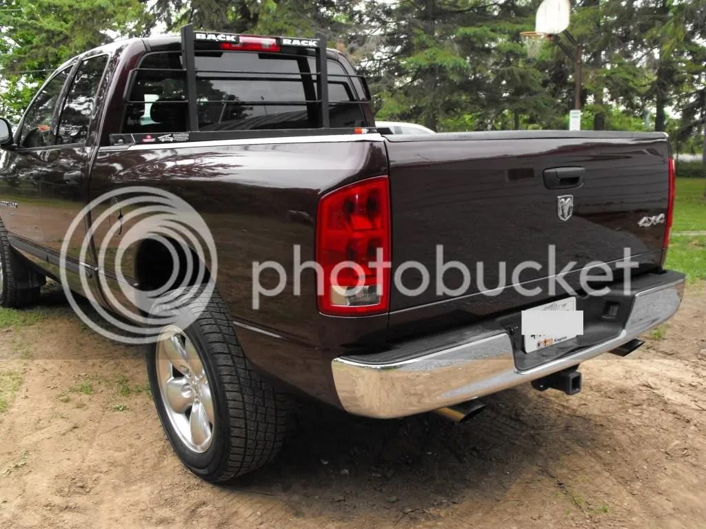 Back Rack Dodge Ram Lovequilts