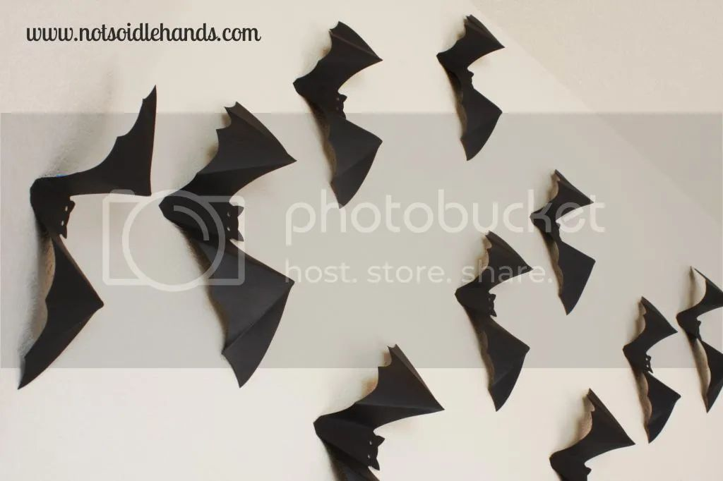 Gallery for gt halloween bats decorations