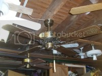 Moss Heirloom Ceiling Fan, Early To Mid 1980s | Vintage ...