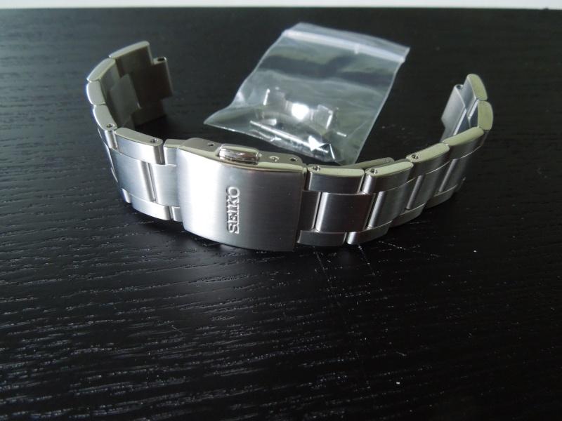 Coin Des Affaires Bracelet Oyster Pour Seiko Sarb015 Ou
