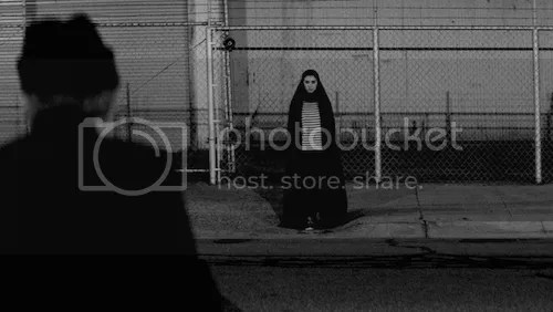 A Girl Walks Home Alone At Night, Iran, Iranian, Horror, Black and White, Western, 2015