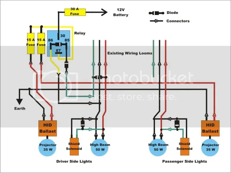 Diagram R33 Wiring Diagram R33 Skyline Headlight Wiring Diagram