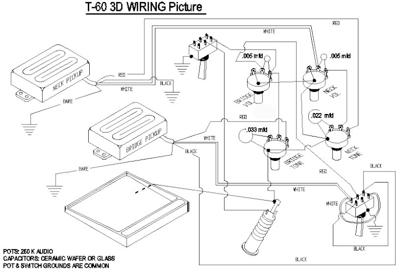 peavey raptor wiring diagram