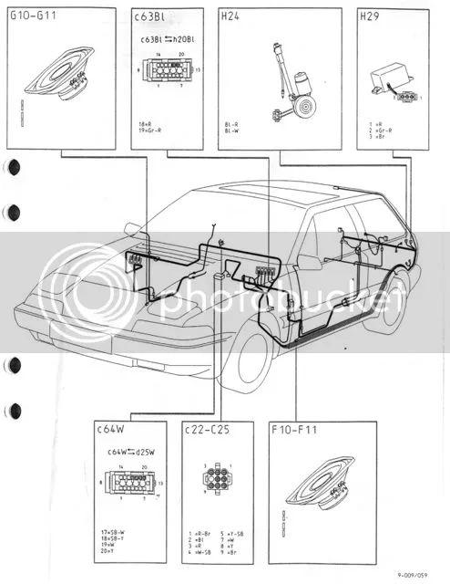 volkswagen diagrama de cableado cps