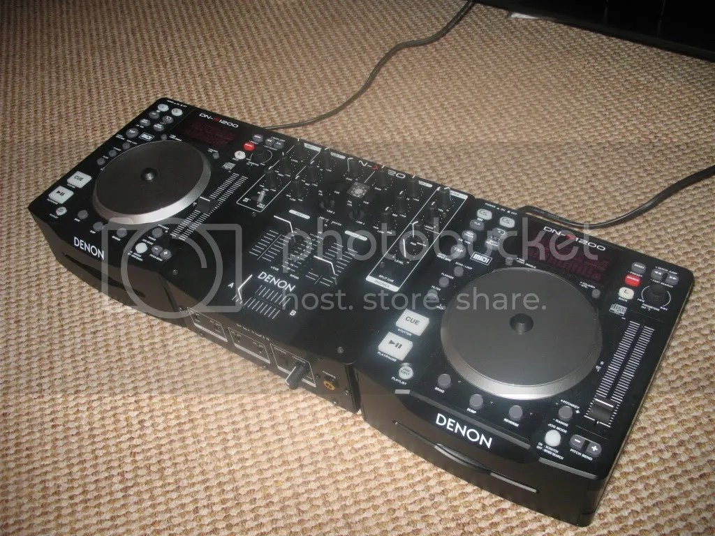 Mesa Hercules Mk4 Dj Decks Cartoon
