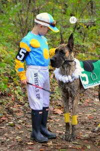 Jockey and Race Horse Costume | homemade coordinating ...