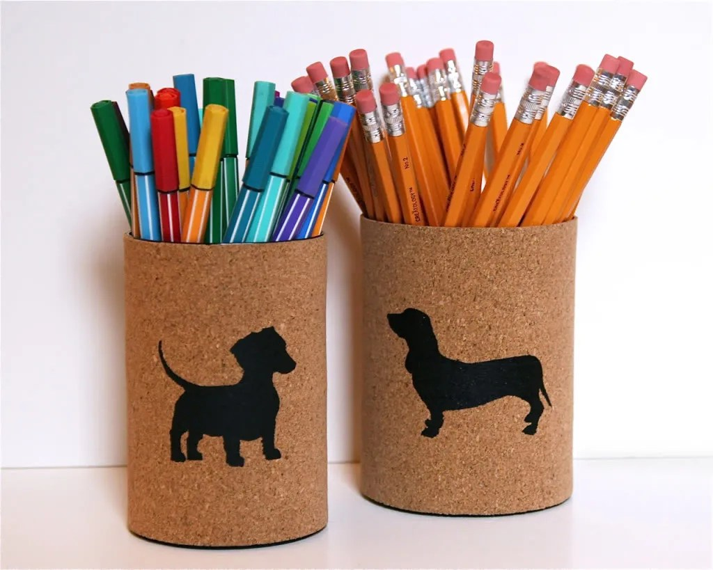 Homemade Pencil Holders From Drab To Fab 48 Diys For Average Tin Cans