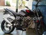 Thread JUAL Honda Tiger Hitam Modifikasi Streetfighter