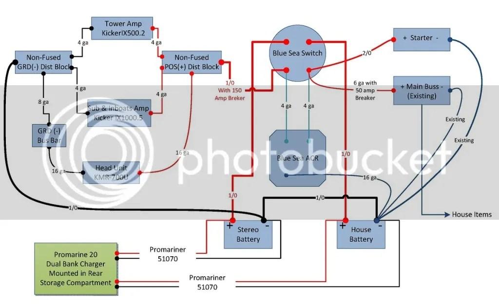 Tiara boat wiring diagram - wiring online