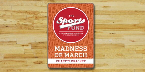The Madness of March Charity Bracket