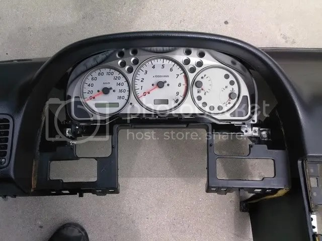 S15 Gauge Cluster Wiring - Zilvianet Forums Nissan 240SX (Silvia