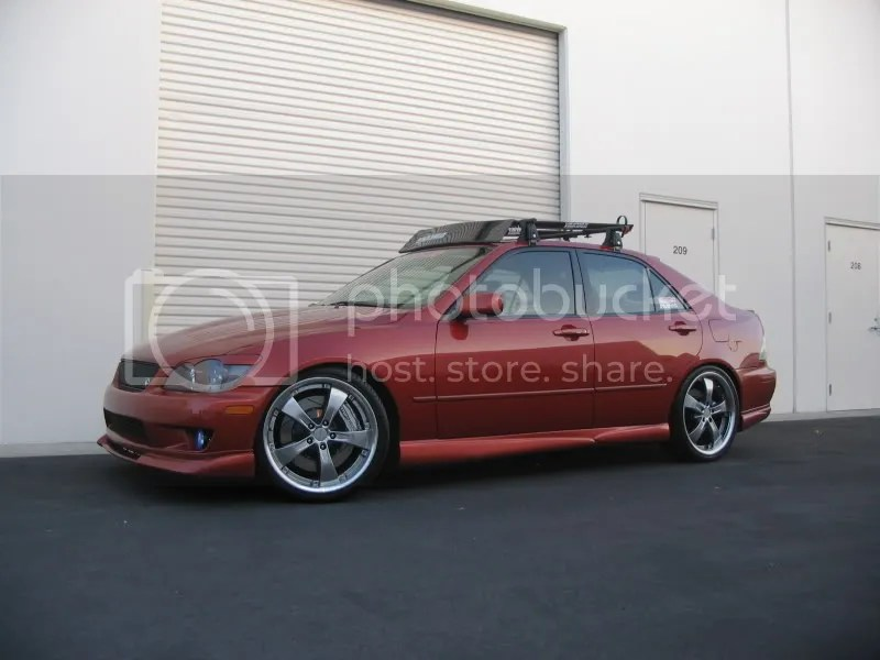 Roof Rack Suggestions Page 2 Lexus Is Forum