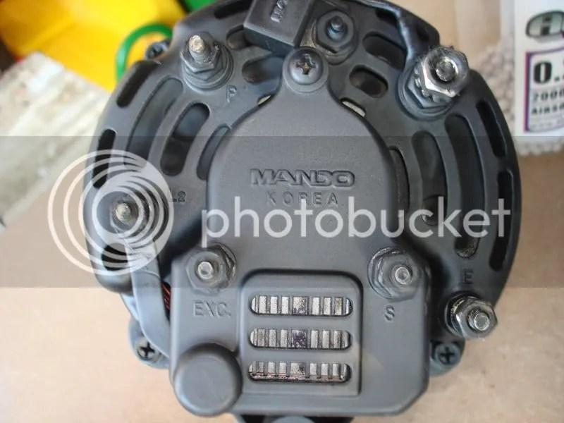 Is Exciter wire needed on Alternator?