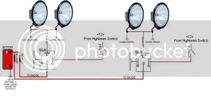 multiple kc light wiring diagram wiring diagram for light wiring