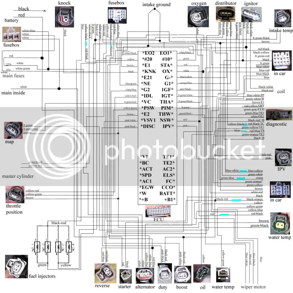 1993 toyota tercel engine diagram