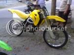 GAMBAR MOTOR Hyosung Trail Extrim KEREN Wallpaper Trail Oto Trendz