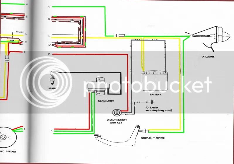 Bultaco Wiring Schematic Wiring Diagram Library