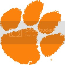 clemson paw