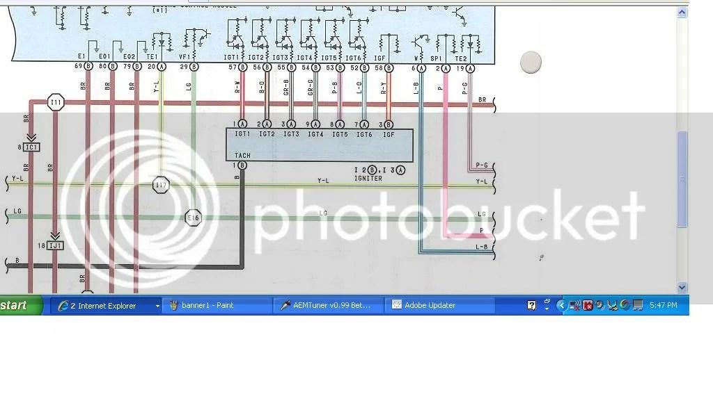 igniter wiring diagram