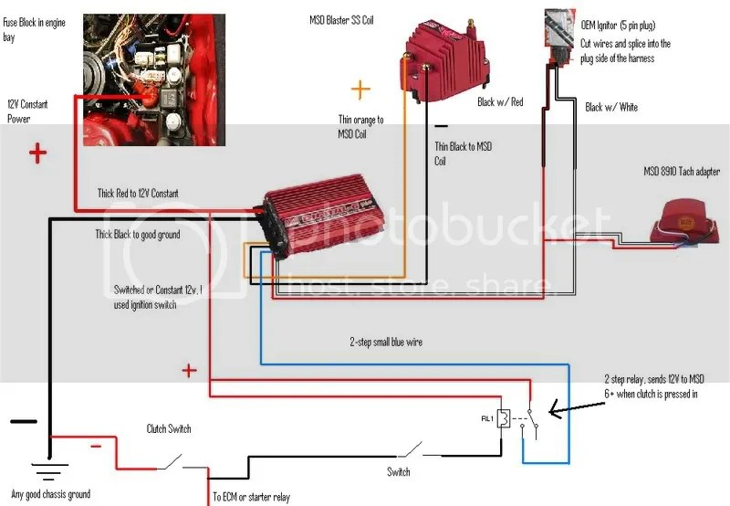 Msd 2 Step For Msd 6a online wiring diagram