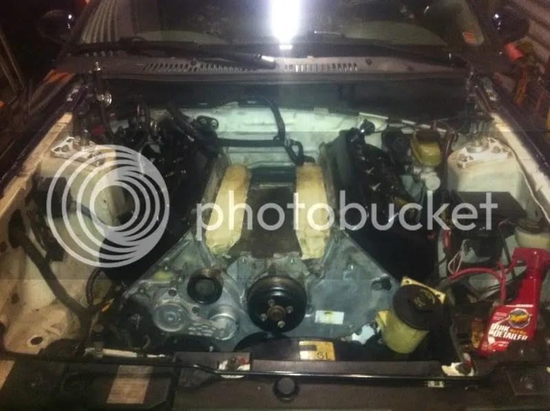 2000 GT SOHC to DOHC swap (Using a 1997 Mark VIII Engine