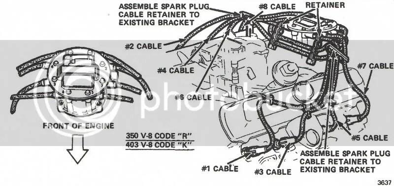 Olds 403 Distributor Wiring Diagram Wiring Diagram
