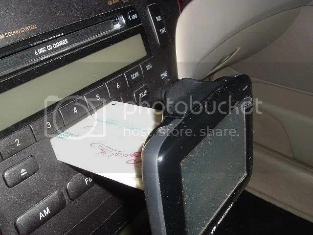 Mounting A Gps In The Tape Cassette Slot Gps Review Forums