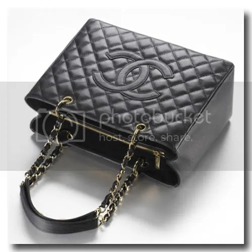 2009 Chanel GST Bag2 New 2010 Chanel GST, New Price