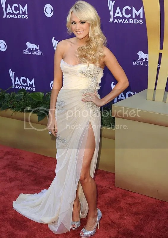 ACM CarrieUnderwood {Celebs} What They Wore to 2012 Academy of Country Music Awards